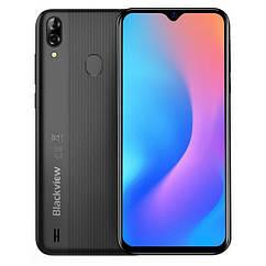 Смартфон Blackview A60 Pro Black 3/16gb Helio A22 4080 мАч