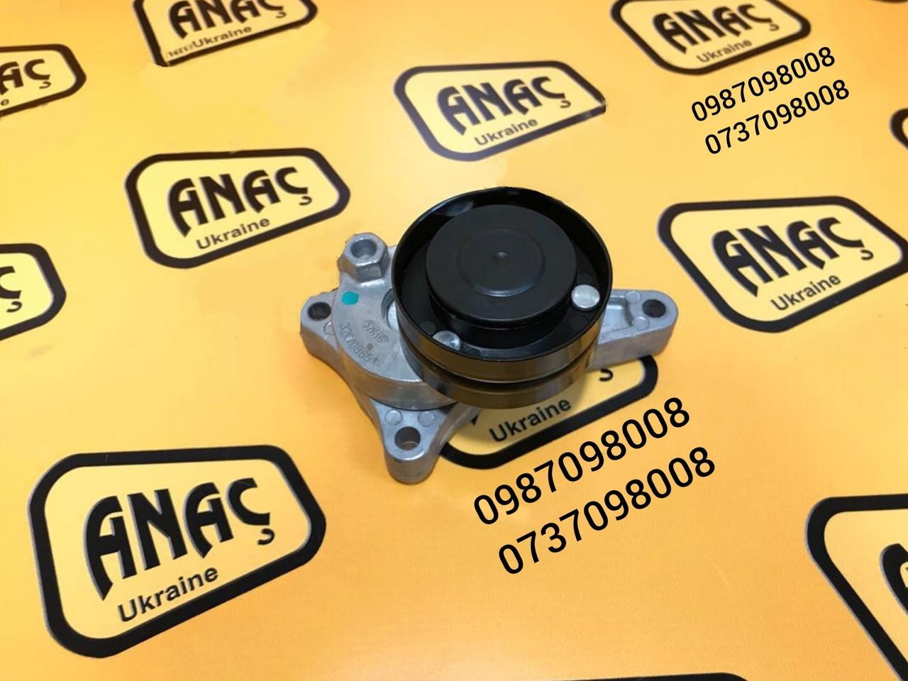 Ролик натяжной для двигателя на JCB 3CX, 4CX номер : 320/08584, 320/08651, 320/08759, 320/08657, 320/A8538