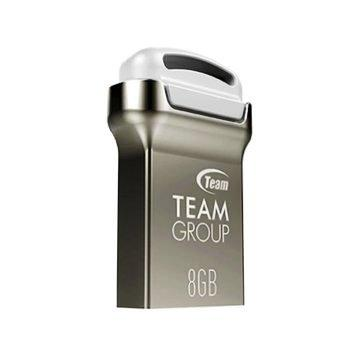 USB ФЛЕШ НАКОПИТЕЛЬ TEAM 8GB C161 WHITE USB 2.0