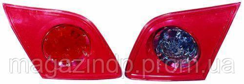 Фонарь задний Mazda 3 Hb 2003-2005 правый внутренний красный 216-1305R-LDUER Код:883682911