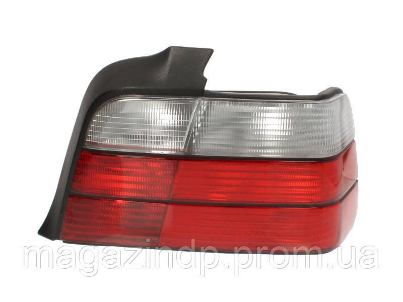 Фонарь задний BMW 3 (e36) 1994-1998 правый бело-красный 444-1902R-UEVCR Код:883682995