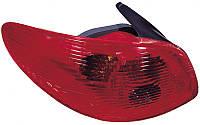 Фонарь задний Peugeot 206 Hb 2003- правый  550-1931R-UE Код:883685307