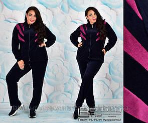 Женский спортивный костюм от производителя размер 50-64 №30