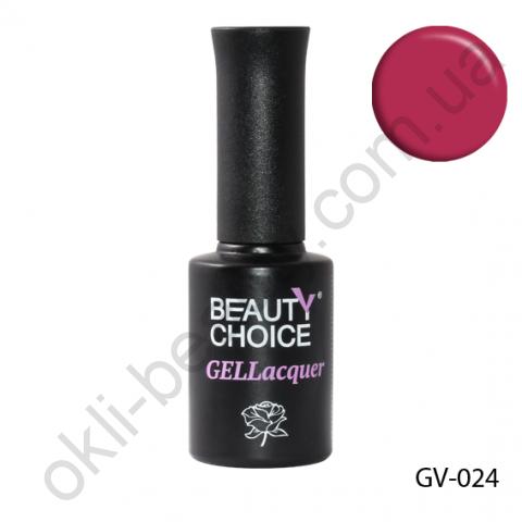 Гель-лак цветной Beauty Choice, 10мл GV-24