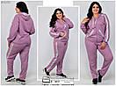 Женский спортивный костюм от производителя размер 54-72 №6151, фото 2