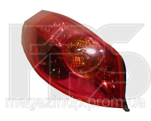Фонарь задний Zaz Forza Sd 09- левый  7701 F1-P Код:883692686