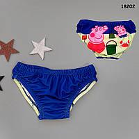 Плавки Peppa Pig для девочки. 2-3;  3-4 года