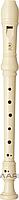 Yamaha Блок-флейта YAMAHA YRS-24B
