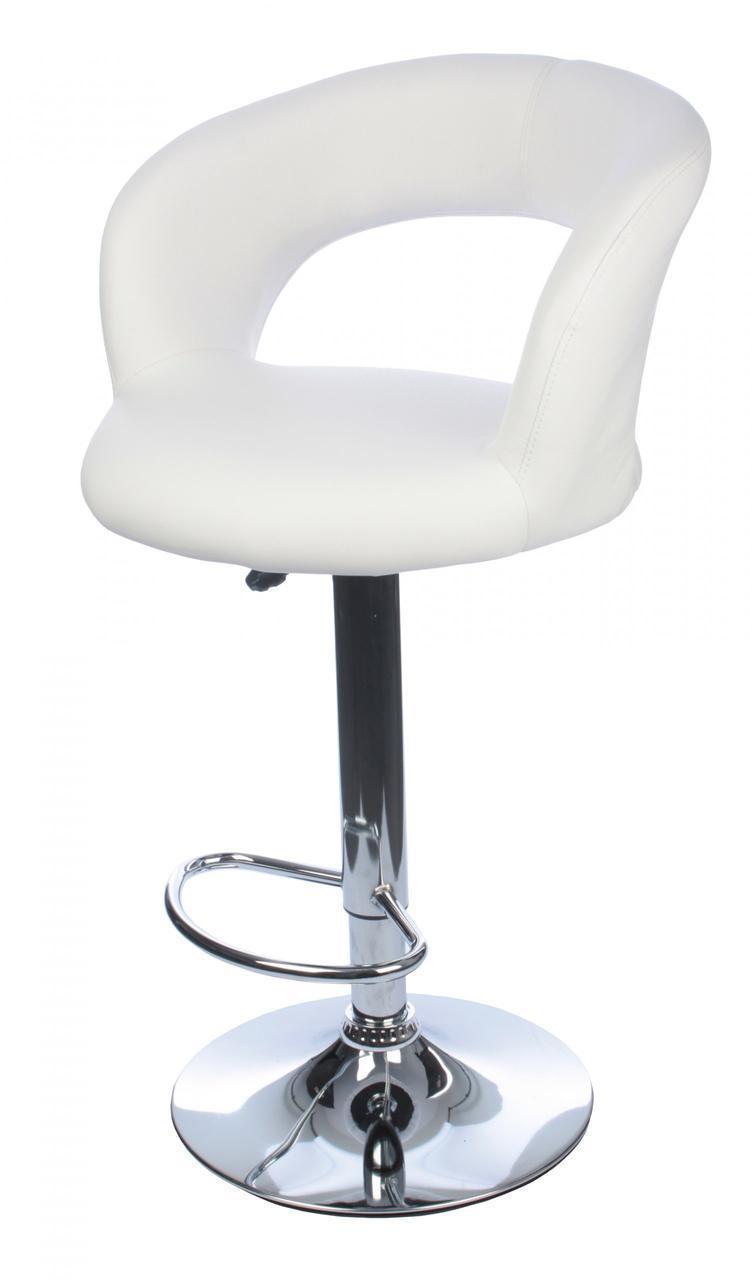 Барный стул N8-B белый Качество ЕС, Польша