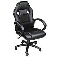 Игровое кресло Gaming Black Tilt Качество ЕС, Польша, фото 1