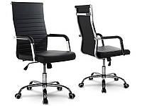 Офисный стул SOFOTEL BOSTON Черный Качество ЕС, Польша, фото 1