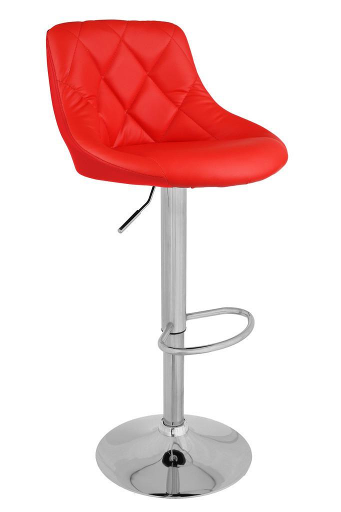Барный стул оборотный UTC-859 Красный Качество ЕС, Польша