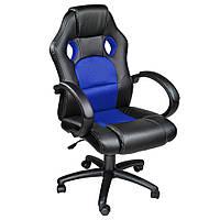 Компьютерное кресло игровое и для офиса Синее Качество ЕС, Польша, фото 1
