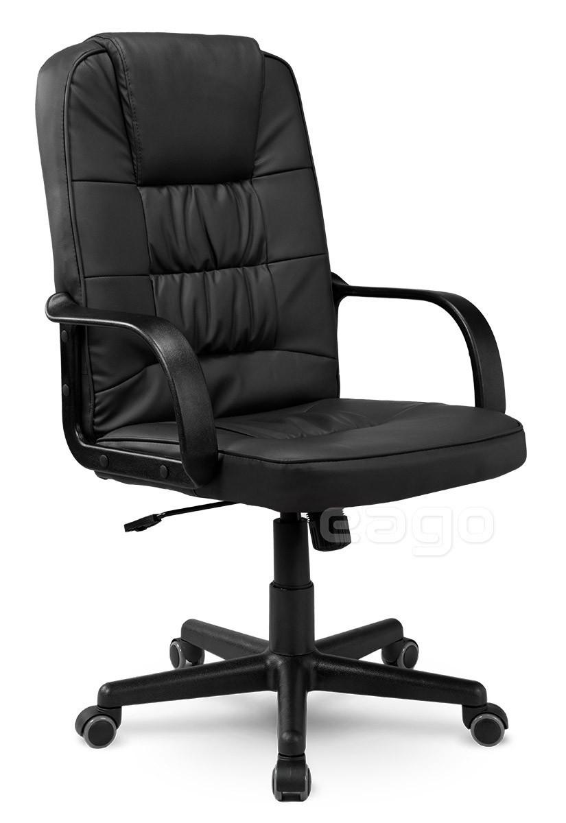 Кресло офисное EAGO EG-236 В НАЛИЧИИ Черный Качество ЕС, Польша