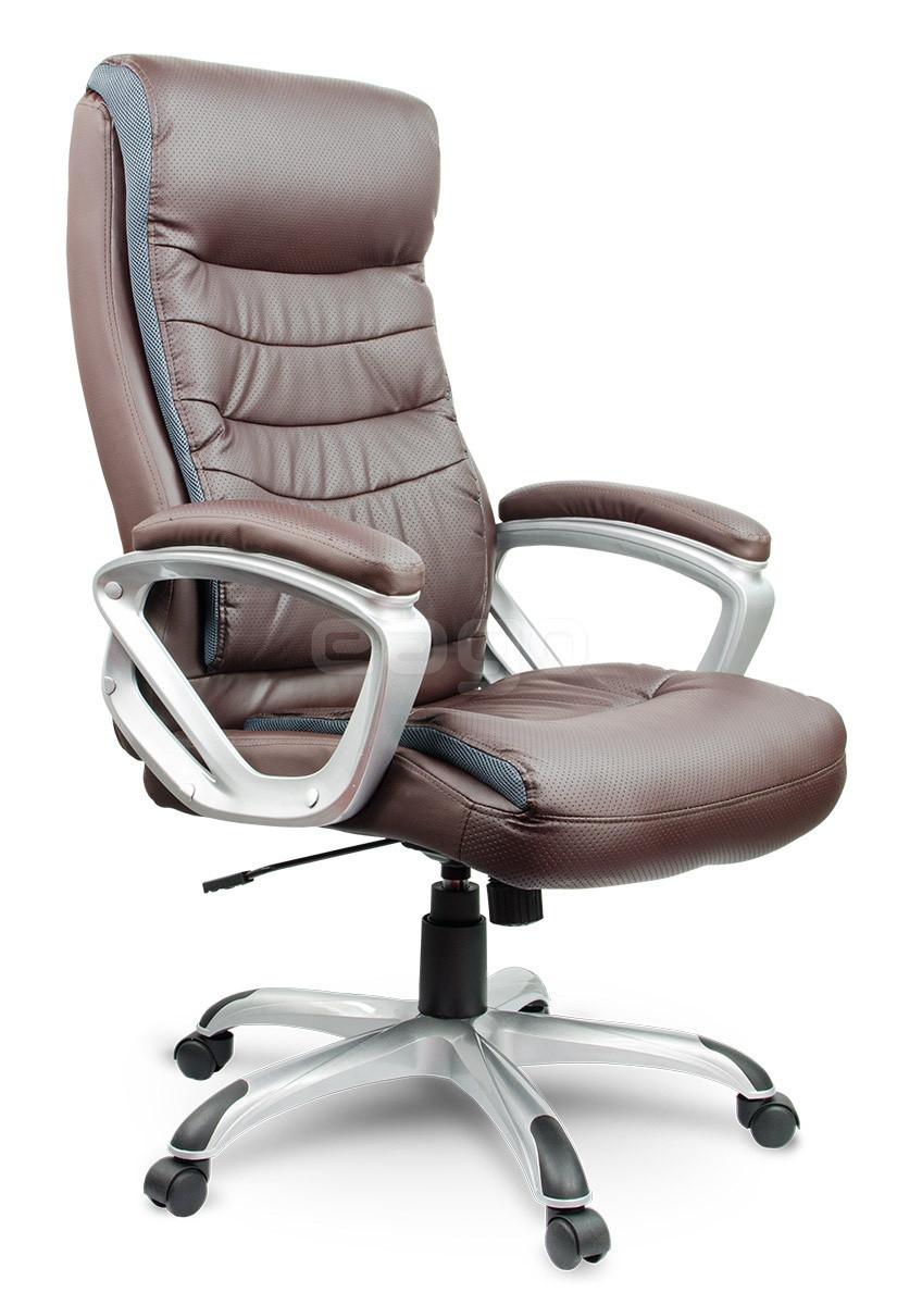 Кресло офисное EG-226 коричневый Качество ЕС, Польша