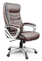 Кресло офисное EG-226 коричневый Качество ЕС, Польша, фото 1