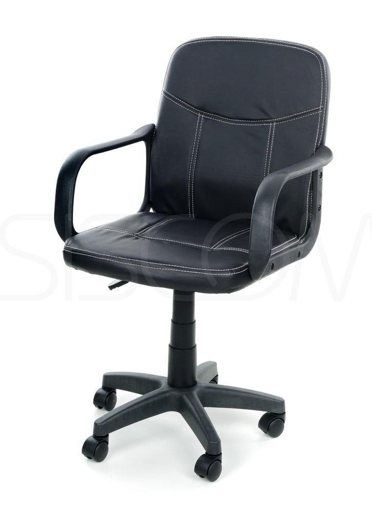 Офисное кресло MAGNET CALVIANO черное Качество ЕС, Польша