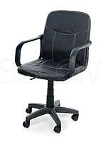 Офисное кресло MAGNET CALVIANO черное Качество ЕС, Польша, фото 1
