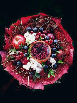 Букет из фруктов и ягод №1