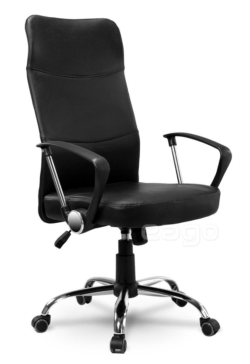 Офисное кресло SOFOTEL EG-232 Черное Качество ЕС, Польша