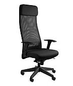 Офисное кресло Ares Mesh S-569-BL418 Unique Качество ЕС, Польша