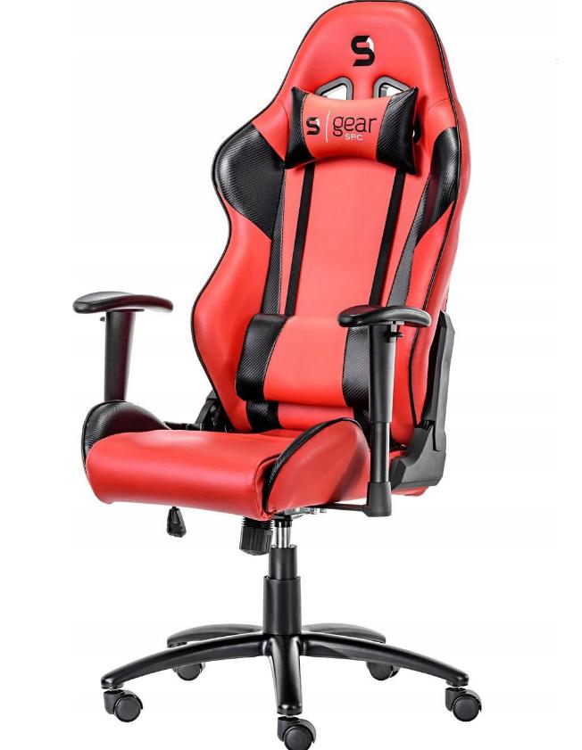Компьютерное кресло SPC Gear SR300 Качество ЕС, Польша