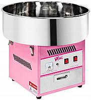 Аппарат для сладкой ваты Royal Catering RCZK-1200-W Качество ЕС, Польша