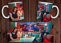 "Чашка ""Riverdale"" №1"