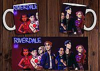 "Чашка ""Riverdale"" №6"