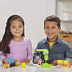 Набор для творчества Плей-До Кран-погрузчик Play-Doh Wheels Crane & Forklift, фото 6