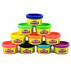 Набор для творчества Плей-До 10 минибаночек  Play-Doh Party Pack, фото 2