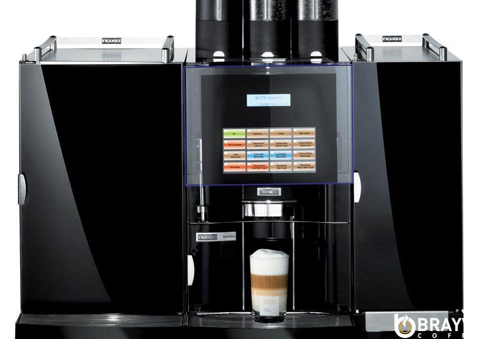 Кофейный аппарат Franke Spectra S FM (FOAM MASTER) БУ