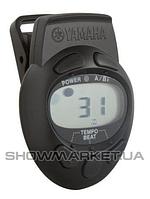 Yamaha Миниатюрный электронный метроном-прищепка YAMAHA ME55 BK
