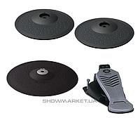 Yamaha Набор пэдов для электронной ударной установки YAMAHA DTP520C