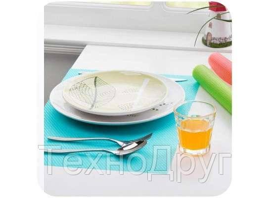 Антибактериальные коврики для холодильника 4 шт.