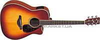 Yamaha Электро-акустическая гитара YAMAHA FGX720 SCA (BS)