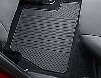 Коврики в салон оригинальные для  Ford Focus 2011-, задние 2шт 1717662 Код:668759384