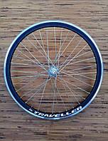 Велоколесо 28  заднее на промах