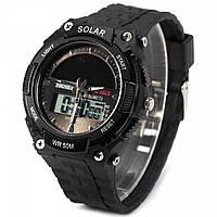 Часы Skmei 1049 Black BOX 1049BOXBK, КОД: 116429