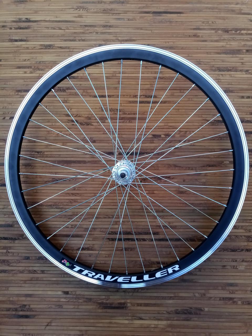 Велоколесо 28 переднее на промах