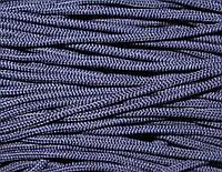 Полиэфирный шнур с сердечником, 5 мм (200 м), синий