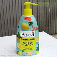 Жидкое Мыло Balea CREMESEIFE Ginger & Lemon 500мл (Код:1870), фото 1