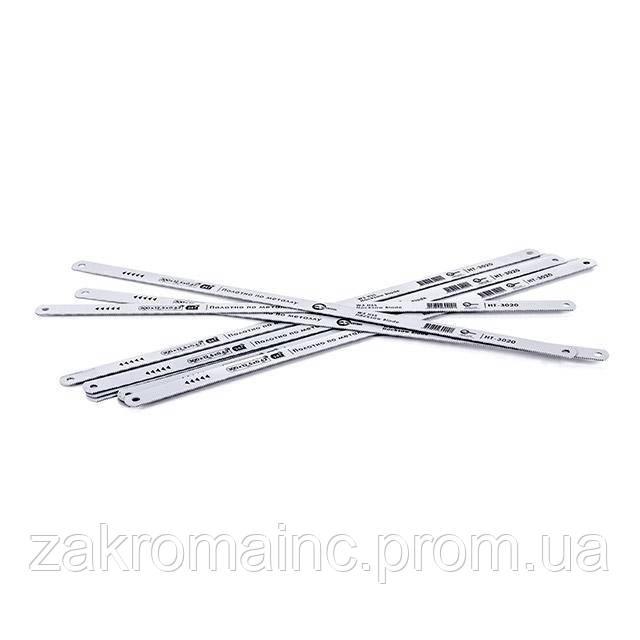 Полотно ножовочное по металлу HSS INTERTOOL HT-3020
