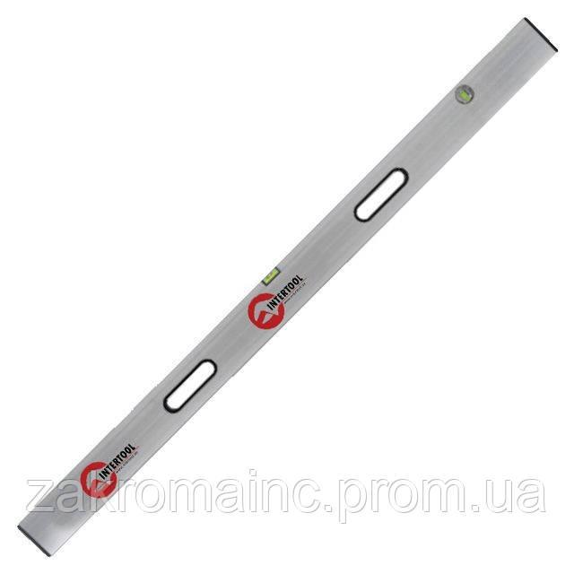 Правило-уровень 300см, 2 капсулы с ручками INTERTOOL MT-2130
