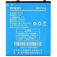 Аккумулятор ZOPO BT27S. Батарея ZOPO BT27S (1750 mAh) для ZP700 Cuppy. Original АКБ (новая)