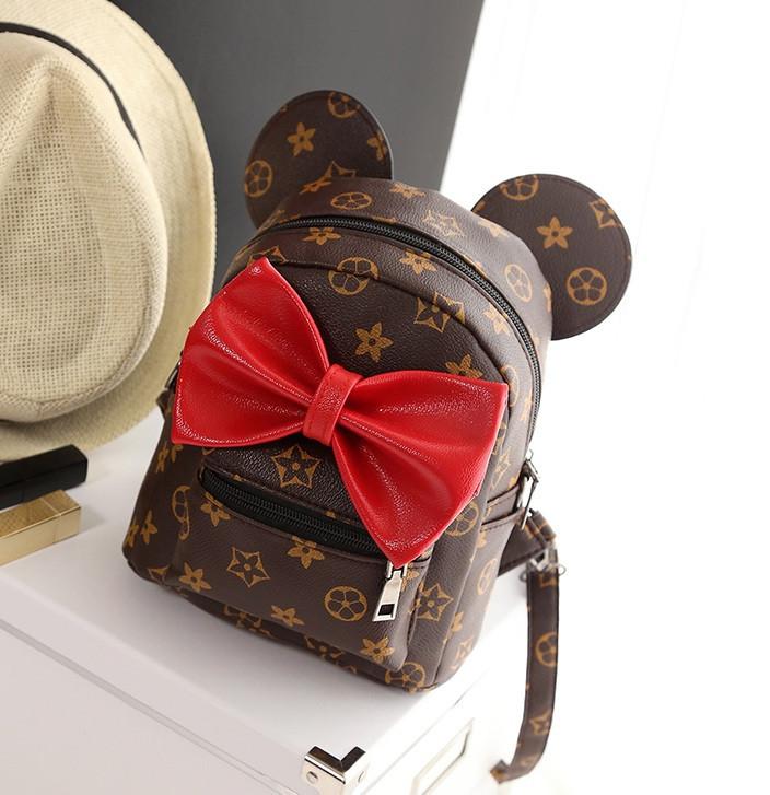 5f171f1f17c0 Городской женский рюкзак с ушами