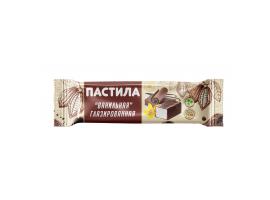 """Белорусская пастила """"Ванильная"""" глазированная 30 гр ТМ Красный Мозырянин"""