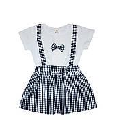Платье летнее детское для девочки модное