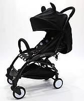 СУПЕР лёгкая и удобная детская прогулочная коляска YOYA 165 обновлённая (Оксфорд 3-ярусная) Микки
