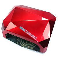 Лампа для маникюра Diamond с СЕНСОРОМ LED+CCFL 36 Вт